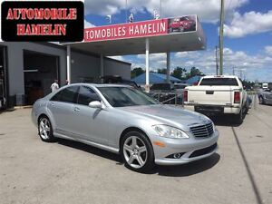 2008 Mercedes-Benz S-Class AMG PACKAGE GPS TOIT AWD
