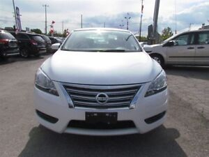 2015 Nissan Sentra 1.8 S | ONE OWNER | BLUETOOTH London Ontario image 2