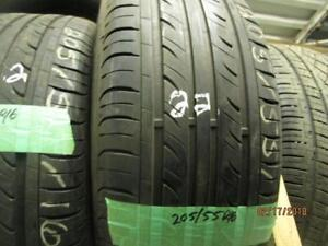 205/55R16 SINGLE ONLY DUNLOP ALL SEASON TIRE