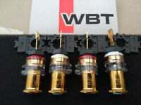 WBT-0710Cu NextGen Gold - audiobitz66 - New Unused Set of 4 including all mounting accessories