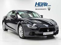 Maserati Ghibli DV6 (black) 2015-10-23