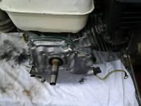 Honda generator engine