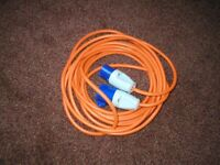 Camper Van Hook-up Cable