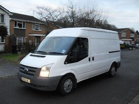 2009 FORD TRANSIT MEDIUM WHEEL BASE MEDIUM ROOF NEW MOT REDUCED TO CLEAR CLEAN 2.2 TDCI DIESEL