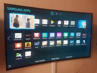 "Samsung 55"" UE55HU8500 3D Curved Ultra HD 4k LED TV. £695"