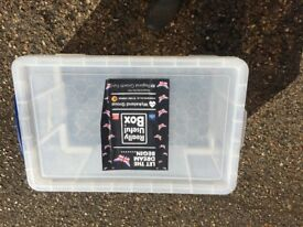 Really Useful Storage boxes. 64litres & 84 litres availabe