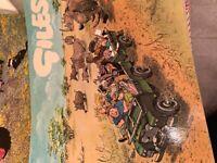 Giles collectors comic books vgc