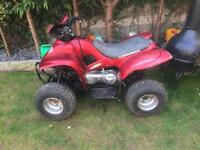 Apache 110 quad bike