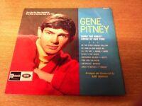 GENE PITNEY 2 ORIGINAL EMI STATESIDE LP'S