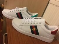 Gucci trainers shoes new season brand new