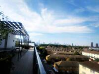 Stunning, brand new, large one bed flat in fantastic south east london location. ROOF TERRACE!