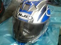 HJC Motorcycle Helmet size XS
