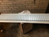 Radiators selection of different sizes