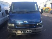 FORD TRANSIT T 260 TURBO