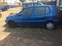 VW polo 1.4 Spares or repair