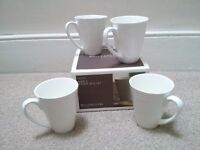 Designer Coffee Mugs - Set of four