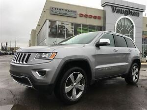 2015 Jeep Grand Cherokee Limited * Leather * 4x4 * Navigation *