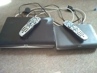 Sky TV Boxes