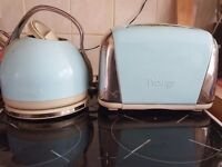Prestige kettle and toaster