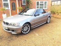 BMW 330Ci EXCELLENT CONIDITON IN AND OUT RELUCTANT SALE