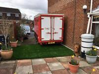 Twin Axle box trailer/ Dj stage/music stage/ Carboot trailer