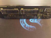 Marantz SD155 Stereo Dual Cassette Deck
