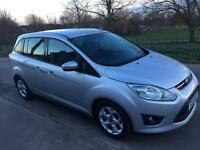 Ford Grand C max 7 seater 36000