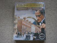 221b Baker Street (Sherlock Holmes) Board Game.