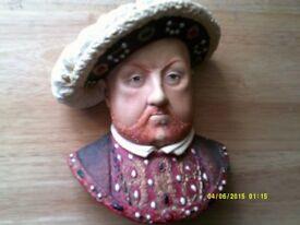 bossons head king henrey v111