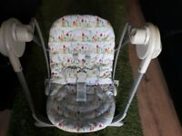 Rooker chair