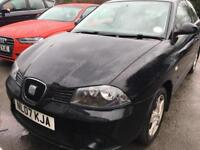 SEAT Ibiza 1.2 12v Reference 3dr with Alloys