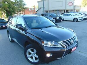 2013 Lexus RX 350 PREM2 LEATHER SUNROOF CAMERA AWD