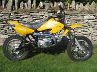 Keen 110cc Motocross/Paddock bike New old stock.