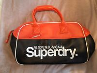 Superdry Sports Bag - Will Consider Offers