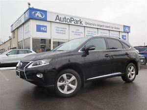 2013 Lexus RX 350 Sunroof| Heated Leather | Bluetooth