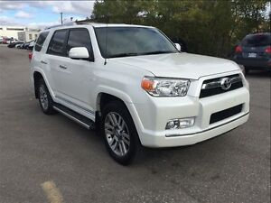 2013 Toyota 4Runner LIMITED / 7 PASS / SR5 V6
