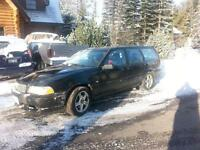 1999 volvo v70R part out