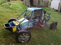 Autograss buggy project CB 1000R engine