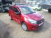 SUZUKI CELERIO 1.0 PETROL - LOW MILEAGE - KE66VVA - DIRECT FROM INS CO