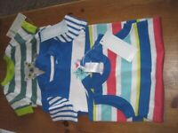 BABY BOYS GYMBOREE SUMMER ROMPERS 3 AGE 0- 3 MONTHS