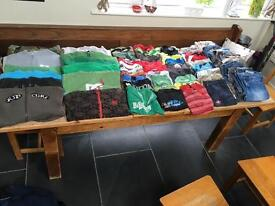 Selection Boys 9 to 12 age clothes