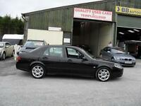 SAAB 9-5 2.0t Vector Auto (black) 2005