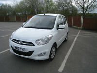 HYUNDAI i10 1.2 ACTIVE HATCHBACK 5 DOOR 1248cc AUTOMATIC.