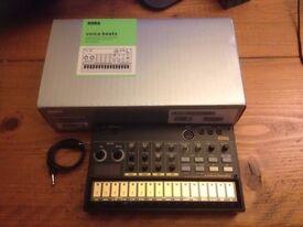 Korg Volca Beats - Analogue Drum Machine/Synthesizer