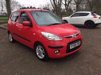Hyundai I10 1.2 2010 Comfort 5 Door ***Fantastic Condition*Ready To Drive Away***
