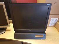 """Sony 17"""" monitor"""
