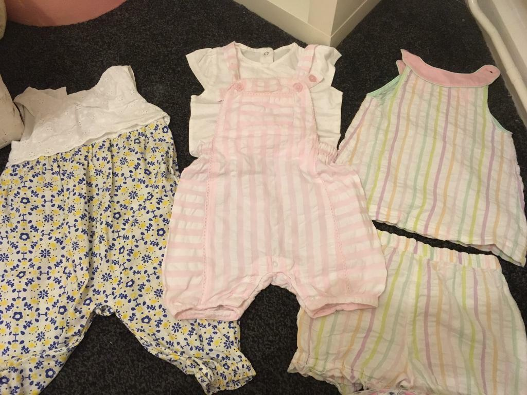 Baby girl bundle