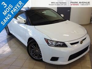 2012 Scion tC Base*BLANC IMPECABLE*MAG*VITRE TEINTÉ*BURINÉ