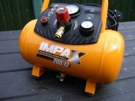 Impax 12l air compressor