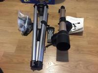 Tasco Starguide telescope